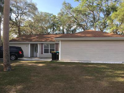 Palm Bay Single Family Home For Sale: 1239 Cricket Drive NE