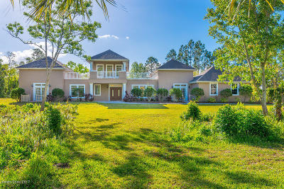 Titusville Single Family Home For Sale: 1501 Talon Court
