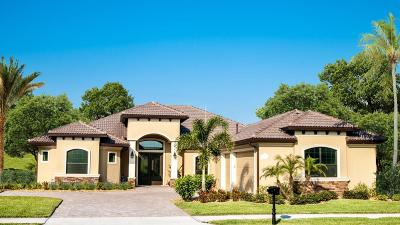 Viera Single Family Home For Sale: 8121 Barrosa Circle