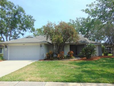 Brevard County Single Family Home For Sale: 1317 Independence Avenue