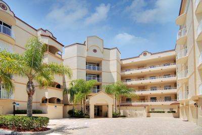 Cape Canaveral Condo For Sale: 816 Mystic Drive #A410