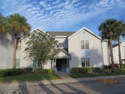 Cocoa Condo For Sale: 7310 N Highway 1 #202A