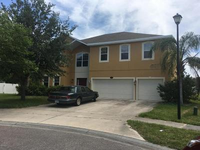 Titusville Single Family Home For Sale: 624 L M Davey Lane