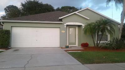 Melbourne Single Family Home For Sale: 4437 Mount Carmel Lane