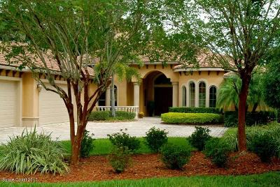 Titusville Single Family Home For Sale: 3593 Par Lane