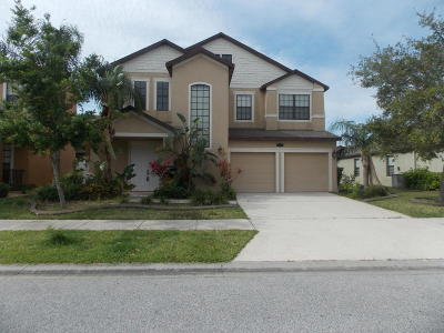 Merritt Island Single Family Home For Sale: 2753 Glenridge Circle