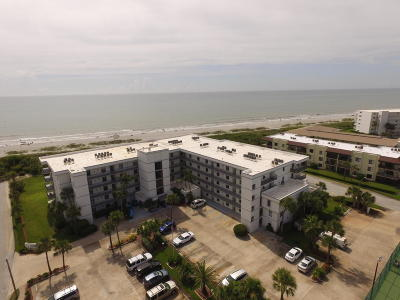 Cape Canaveral Condo For Sale: 7400 Ridgewood Avenue #209