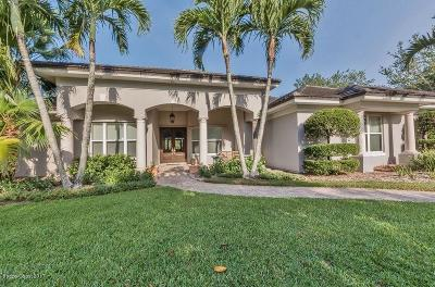 Vero Beach Single Family Home For Sale: 1665 E Rosewood Court