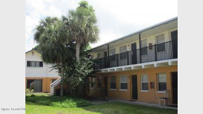 Cocoa Condo For Sale: 1719 Dixon Boulevard #54