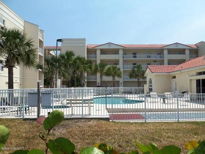 Cocoa Beach Condo For Sale: 125 Pulsipher Avenue #303