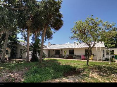 Merritt Island Single Family Home For Sale: 1555 Dalbora Road