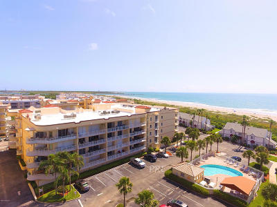 Cape Canaveral Condo For Sale: 817 Mystic Drive #306