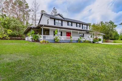 Titusville Single Family Home For Sale: 3943 Hunters Ridge Way