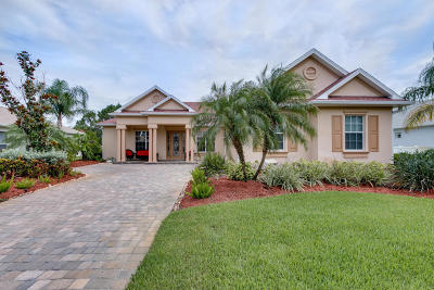 Palm Bay Single Family Home Contingent: 113 Ridgemont Circle SE