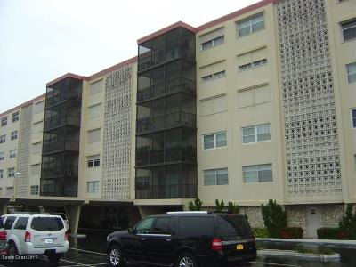 Satellite Beach Condo For Sale: 205 Highway A1a Highway #308