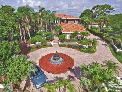 Merritt Island Single Family Home For Sale: 2085 S Tropical Trl S