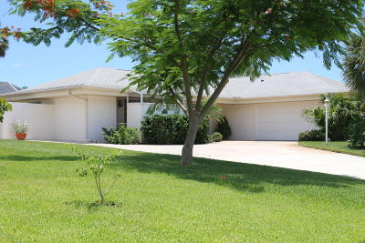 Indialantic Single Family Home For Sale: 707 S Palm Avenue