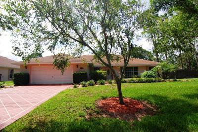 Palm Bay FL Single Family Home For Sale: $259,000
