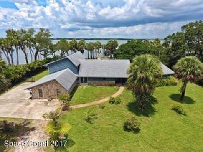 Single Family Home For Sale: 5495 S Tropical Trl