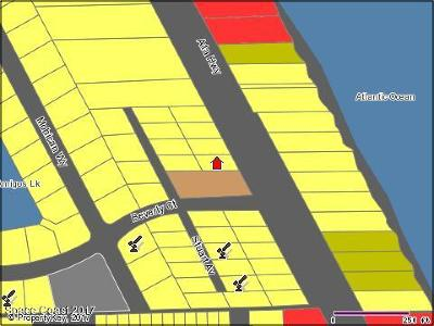 Melbourne Beach Residential Lots & Land For Sale: 7320 S Highway A1a