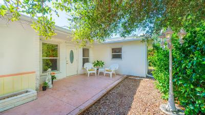 Melbourne Beach Single Family Home For Sale: 1403 Pine Street