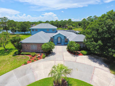 Melbourne Single Family Home For Sale: 2481 Crooked Antler Drive