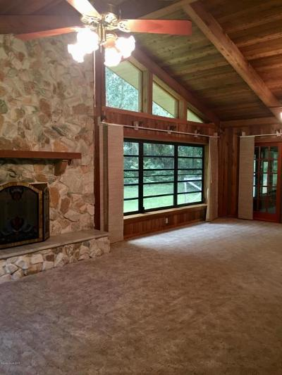 Mims Single Family Home For Sale: 4930 Okaloosa Road