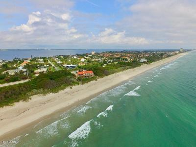 Melbourne Beach Multi Family Home For Sale: 3375 Highway A1a
