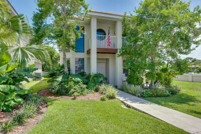 Cape Canaveral Condo For Sale: 7020 Ridgewood Avenue #7020