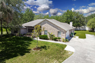 Cocoa Single Family Home For Sale: 135 Dune Lane