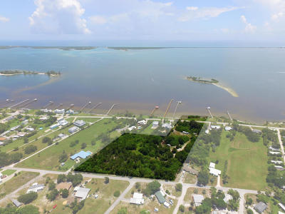 Residential Lots & Land For Sale: 13095 N Indian River Drive