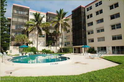 Satellite Beach Condo For Sale: 205 Highway A1a #201