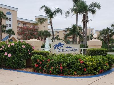Cape Canaveral Condo For Sale: 604 Shorewood Drive #206