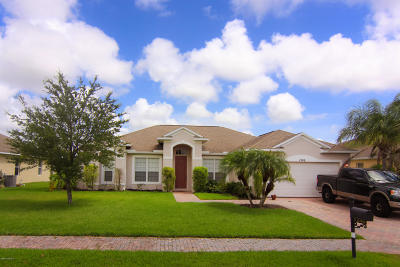 Vero Beach Single Family Home For Sale: 1246 Tan Oak Place