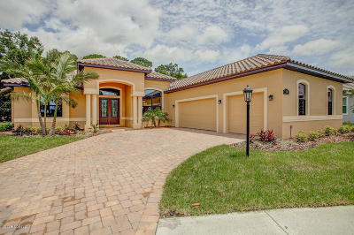 Rockledge Single Family Home For Sale: 946 Casa Dolce Casa Circle