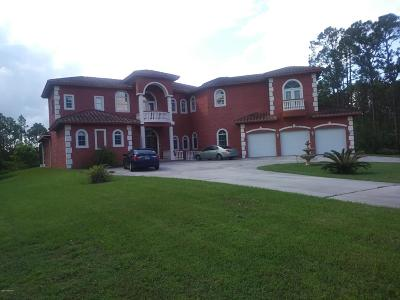 Palm Bay Single Family Home For Sale: 1620 N Henley Road NW #1
