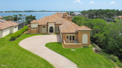 Rockledge Single Family Home For Sale: 1 Pisces Lane