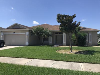 Rockledge Single Family Home Contingent: 5396 Indigo Crossing Drive