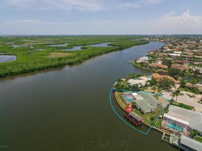 Merritt Island Single Family Home For Sale: 266 Via De La Reina