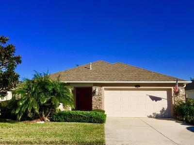 Viera Single Family Home For Sale: 1621 Lago Mar Drive