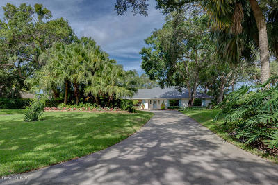 Vero Beach FL Single Family Home For Sale: $690,000