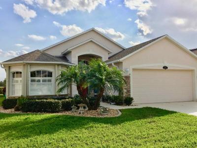 Viera Single Family Home For Sale: 1690 Lago Mar Drive