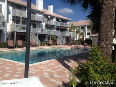 Titusville Condo For Sale: 41 Broad Street #14