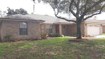 Malabar Single Family Home For Sale: 1130 Hollow Brook Lane
