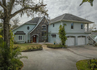 Brevard County Single Family Home For Sale: 581 Young Street