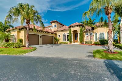 Merritt Island Single Family Home For Sale: 8582 Eden Isles Lane