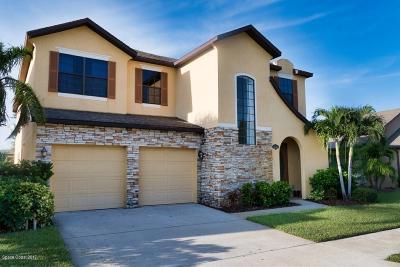 Merritt Island Single Family Home For Sale: 3033 Glenridge Circle