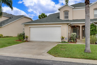 Indialantic, Indialantic, Fl, Indialantic/melbourne, Indialntic, Indian Harb Bch, Indian Harbor Beach, Indian Harbour Beach, Indiatlantic, Melbourne Bch, Melbourne Beach, Satellite Bch, Satellite Beach Townhouse For Sale: 511 McGuire Boulevard