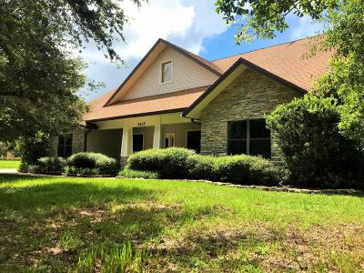Mims Single Family Home For Sale: 2835 Night Heron Drive