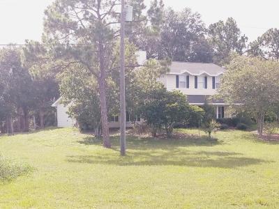 Melbourne Single Family Home For Sale: 3050 Washingtonia Drive